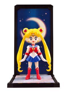Sailor Moon Tamashii Buddies figures