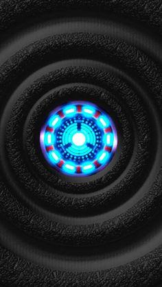 Ark Reactor Dark Iphone Wallpaper