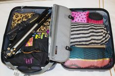 Jetsetting :: How I pack my carry-on