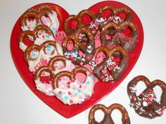 Valentine Tea party idea