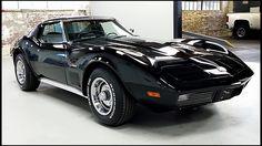 1973 Chevrolet Corvette Coupe 350 CI, Automatic #Mecum #KansasCity
