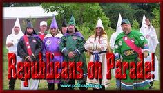 Teaparty and Republican on Parade the true Republicans
