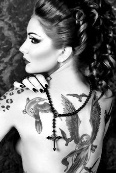 Black and White My favorite fashion photo