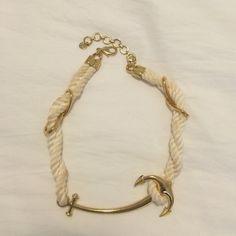 C Wonder necklace C Wonder anchor rope necklace C. Wonder Jewelry Necklaces