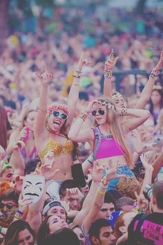 rave-nation:  Tomorrowland fans
