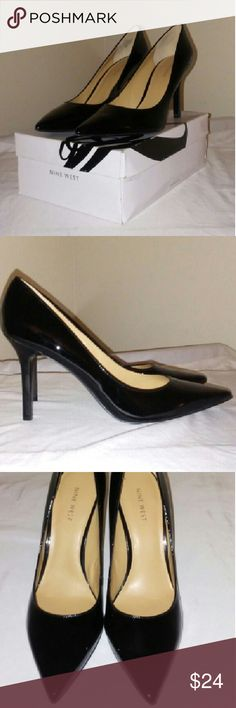 Nine West Heels Perfect heels for work or a night out. Heel 3.5 inches. Nine West Shoes Heels