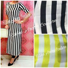 Kurti Sleeves Design, Kurta Neck Design, Churidar Designs, Kurta Designs Women, Neck Designs For Suits, Blouse Neck Designs, Simple Dresses, Nice Dresses, Striped Dress Outfit