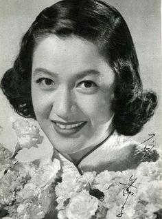 Setsuko Hara 原節子 (1920 - )