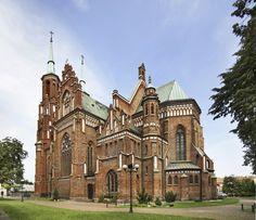 Siedlce , katedra Niepokalanego Poczęcia NMP