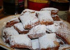 Deep South Dish: French Market Beignet Doughnuts