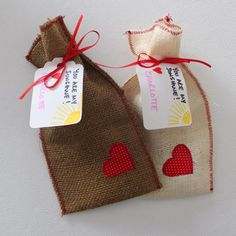 Rachael Rabbit: Candy Free Valentine Idea: Flower seeds