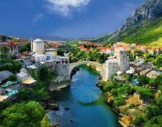 Bosna Hersek - Mostar - http://www.bosnayagidiyoruz.com/
