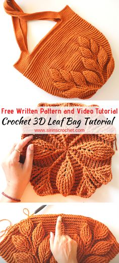 Mochila Crochet, Bag Crochet, Crochet Handbags, Crochet Purses, Love Crochet, Crochet Crafts, Crochet Yarn, Crochet Clothes, Crochet Stitches