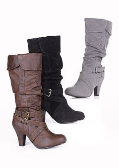dELiAs > Praise Boot   > shoes > boots > heels & wedges