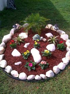 Plantas on pinterest ideas para zen gardens and navidad - Como decorar mi jardin ...