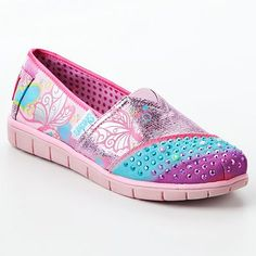 Skechers Le Toes Starlight Light Up Shoes