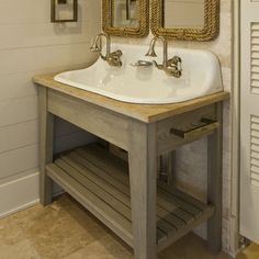Spaces Cast Iron Sink Design, Pictures, Remodel, Decor and Ideas - page 3