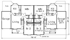 19 Best Plans images | House floor plans, Little house plans, Small Eplans House Plans Floor Hwepl on