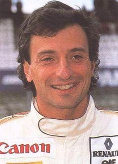 RICCARDO PATRESE #F1 #Formula1 #GrandPrix #GrandPrixF1 #Shadow #Arrows #Brabham #AlfaRomeo #Williams #Benetton #Ford #Renault #Honda http://www.snaplap.net/driver/riccardo-patrese/