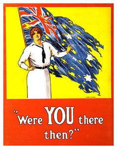 Australian War Propaganda, Woman, Vintage Magazine Art, HD Print or Canvas in Art, Prints World War One, First World, Ww1 Propaganda Posters, Patriotic Posters, Posters Australia, Australian Flags, Australian Vintage, Peace Poster, Anzac Day