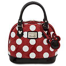 Minnie Mouse Polka Dot Handbag by Loungefly