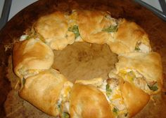 Weight Watchers Chicken Spinach Crescent Ring Recipe - Food.com