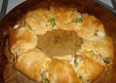 Weight Watchers Chicken Spinach Crescent Ring Recipe - Food.com