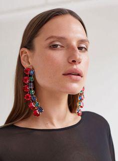 Best Statement Jewelled Jewellery Spring SS17