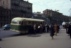 Travelling Throughout Leningrad In The 1960s | English Russia | Page 2
