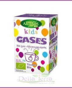 Tisana para Niños Gases Ecológica Artemis Bio
