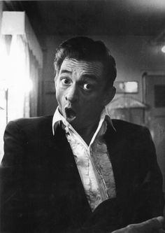 Johnny Cash by Jan Olofsson
