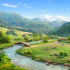 ¿Cómo conocer que Cristo es la verdad, el camino y la vida? #IglesiadeDiosTodopoderoso #Evangelio #Cristo #Revelación #Juicio #Cordero #MisteriosDelaBiblia #VideosCristianos #PelículaDeJesús #NombreDeDios #ElHijoDeDios #ElhijodelHombre  #LosÚltimosDías #LaVidaEterna #PelículaReligiosa #ElReinoDeDios Fantasy Landscape, Landscape Art, Landscape Paintings, Foto Gif, Faith In God, True Faith, Night Garden, Biblical Art, New Earth