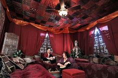 """""""Syracuse 'Red Tent' celebrates feminine, honors popular book at Nov. 7 event"""" Read the full article at: http://www.redtentmovie.com/press_room.html"""