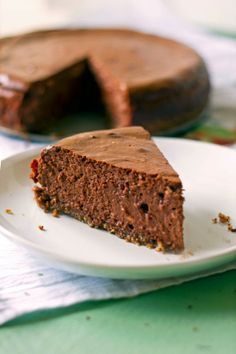 Chocolate Caramel Cheesecake | Best Recipes On The Web