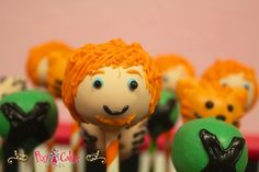 ed sheeran cake pops - Google Search