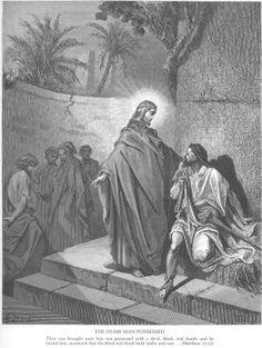 Jesus Heals a Cripple