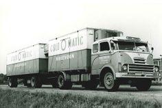 1958 DAF 2000 DO