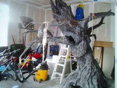 Simple  Wand Deko SPIDER uS LAIR Nicht nur f r Halloween Halloween Pinterest Hallows eve