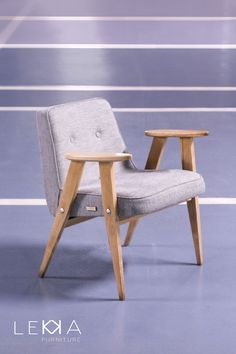 Armchair designed by J. Chierowski model: 366 age: 1962 redesigned by LEKKA furiture Fotele projektu prof. Cool Things To Buy, Armchair, Age, Cool Stuff, Furniture, Design, Home Decor, Drawing Rooms, Cool Stuff To Buy