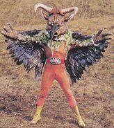 Garaox - Revived Gel-Shocker Kaijin