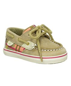 Sperry Kids Shoes, Baby Girls Bluefish Prewalker Shoes - Kids Baby Girl (0-24 months) - Macy's