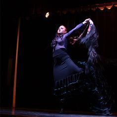 Flamenco Falda de cola sastreria bolero.su