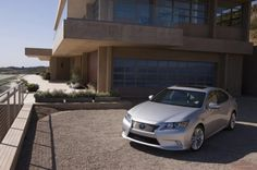 2013 Lexus ES300h Hybrid