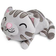 "plush cat that sings ""Soft Kitty"""