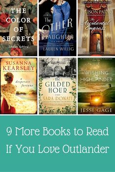 9 More Books to Read If You Love Outlander