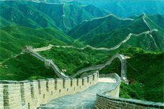 Muralla China - China china