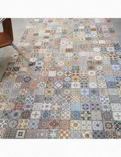 Realonda-Provenza-Deco-45x45-Fliesen-Bodenfliesen-Wandfliesen-Mix-Muster