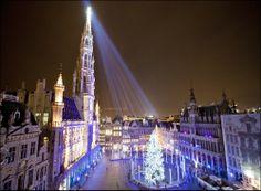 2013 - 2014 : WINTERPRET in Brussel verkozen tot derde beste Europese kerstmarkt.