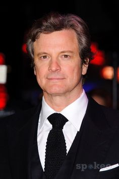 Colin Firth. Gambit - world film premiere held at The Empire, Leicester Square - Arrivals. London, England - 07.11.12.