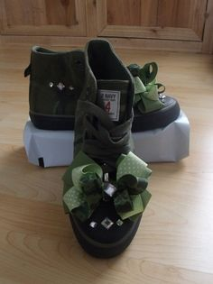 Girls Camouflage Old Navy High top w/ by DressMeUp2Dream on Etsy, $20.00